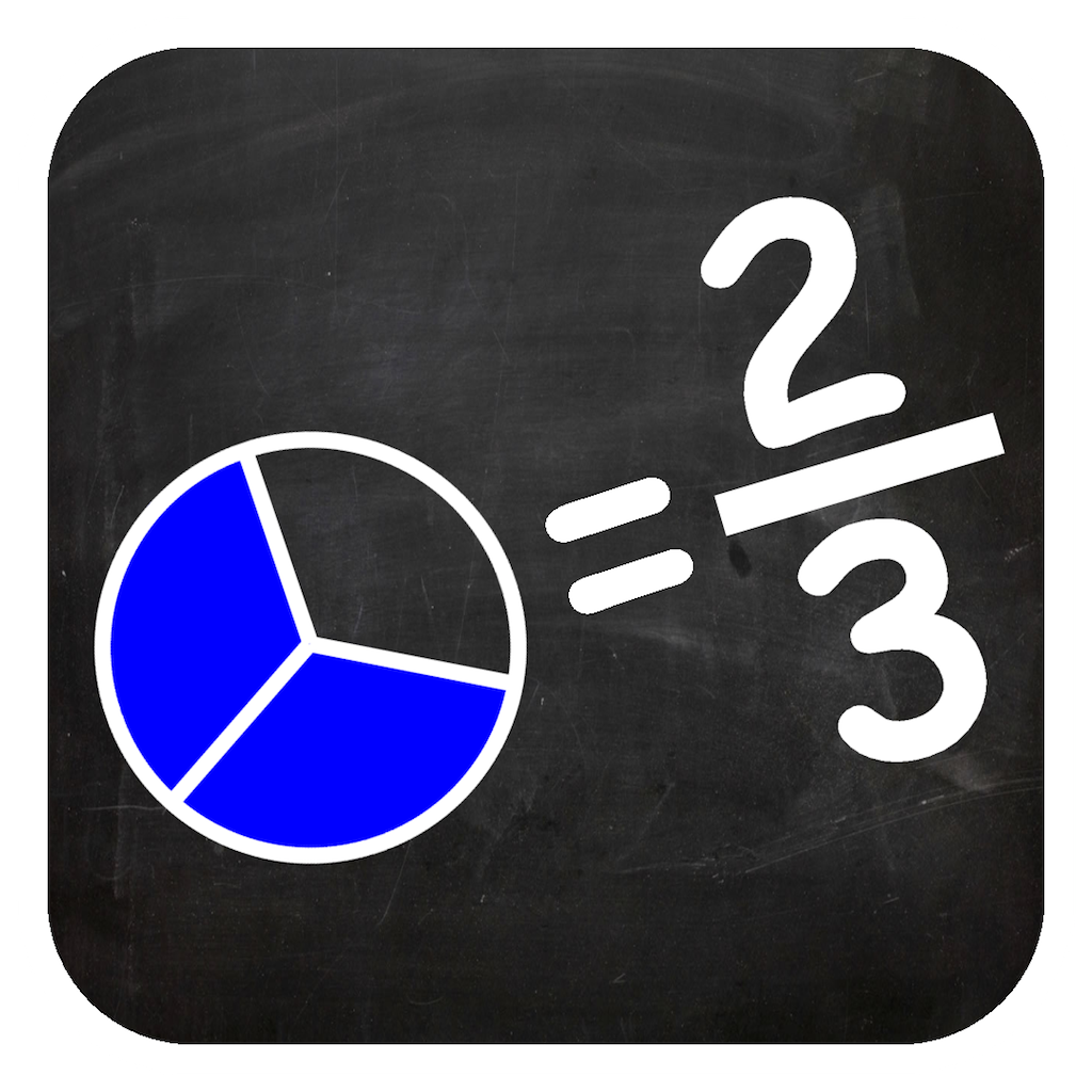 Fractions by Matt Rayner icon