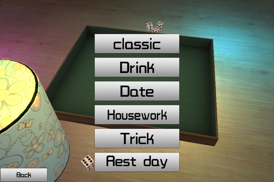 Screenshot Super Dice 3D
